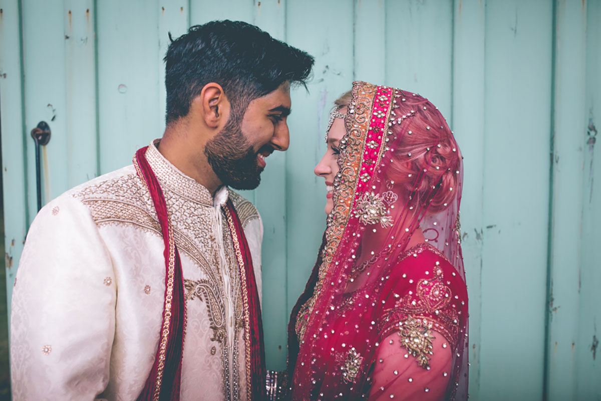 Jessica + Sandeep - Story & Colour