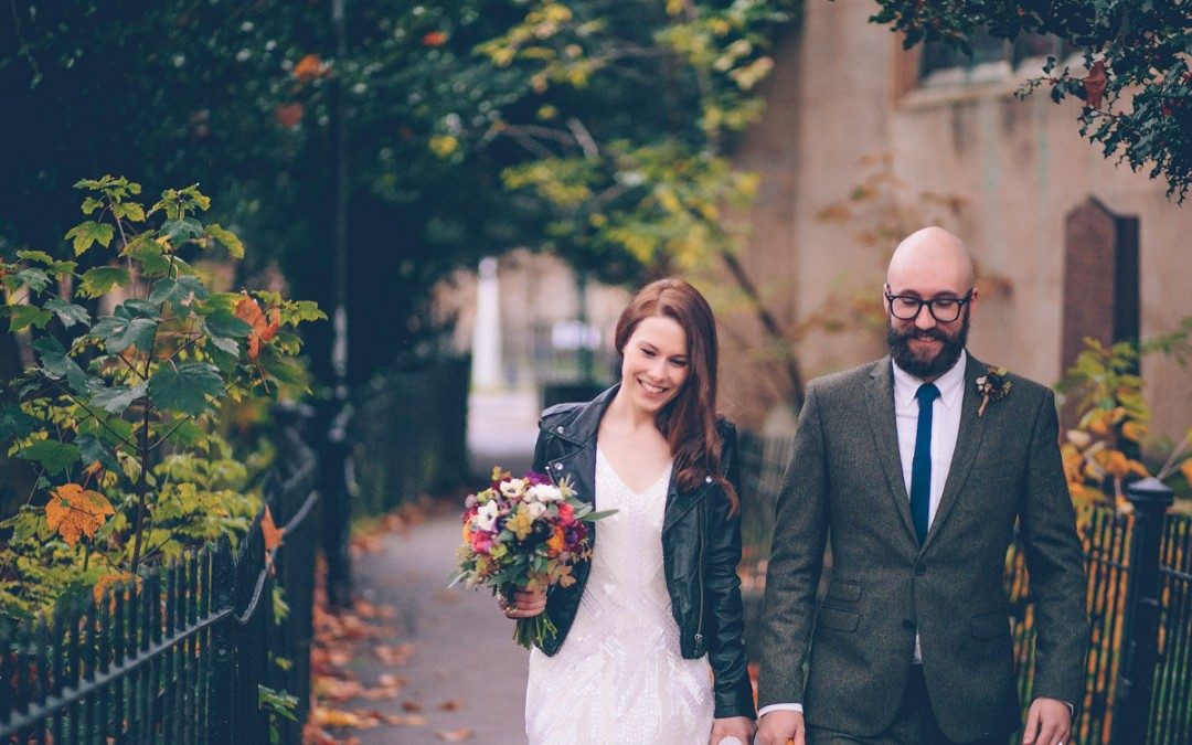 Louise + Matt // The Londesborough