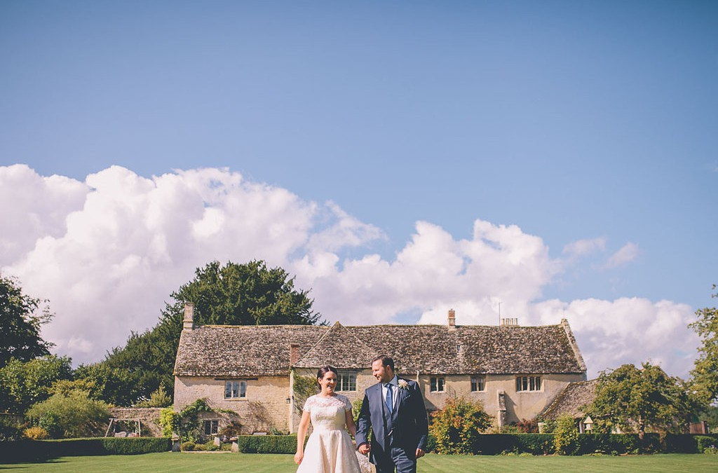 Ally + Paul // Caswell House