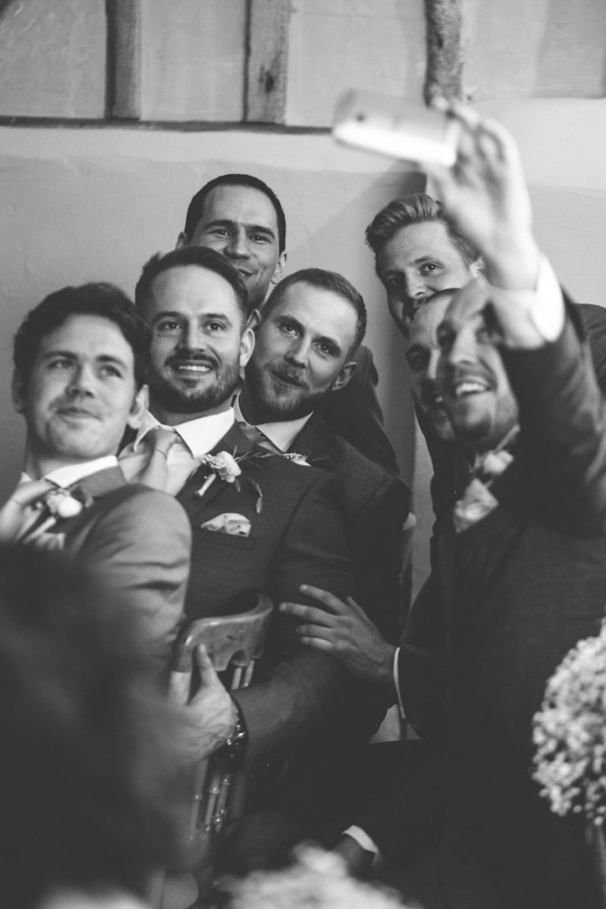 Guests selfie