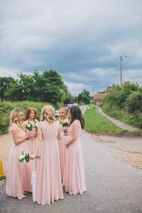 Abi +Oli bridesmaids