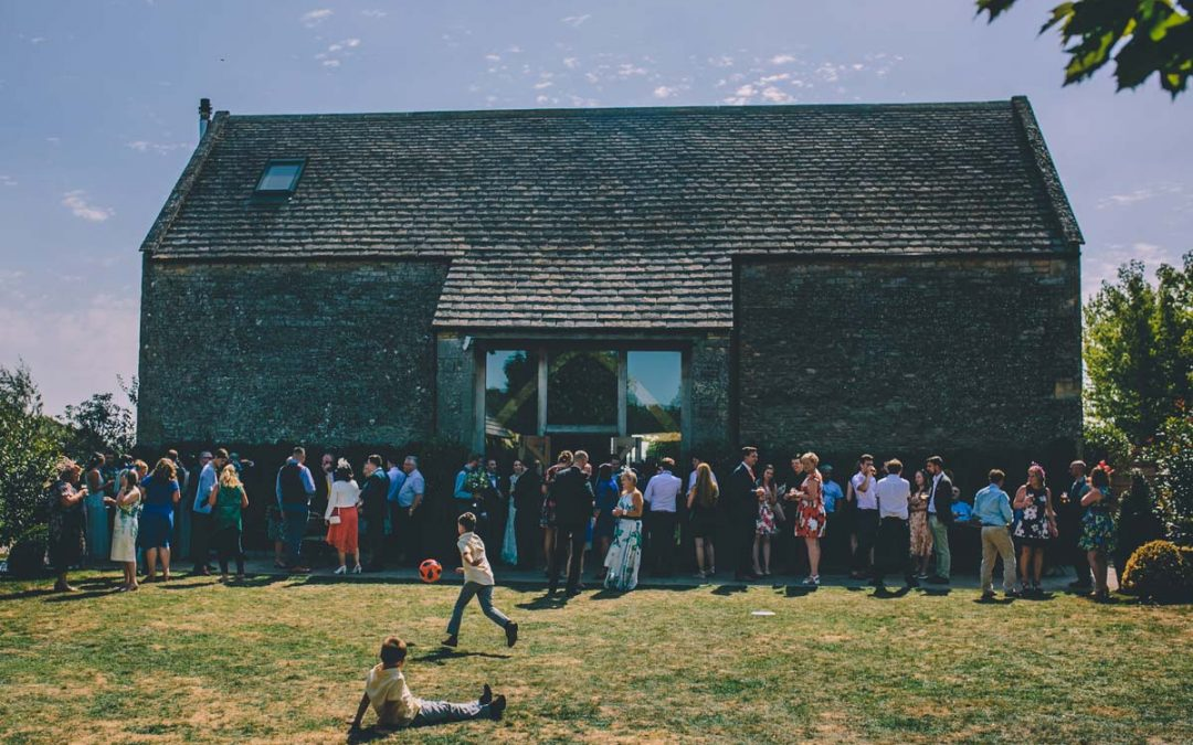 5 amazing barn wedding venues