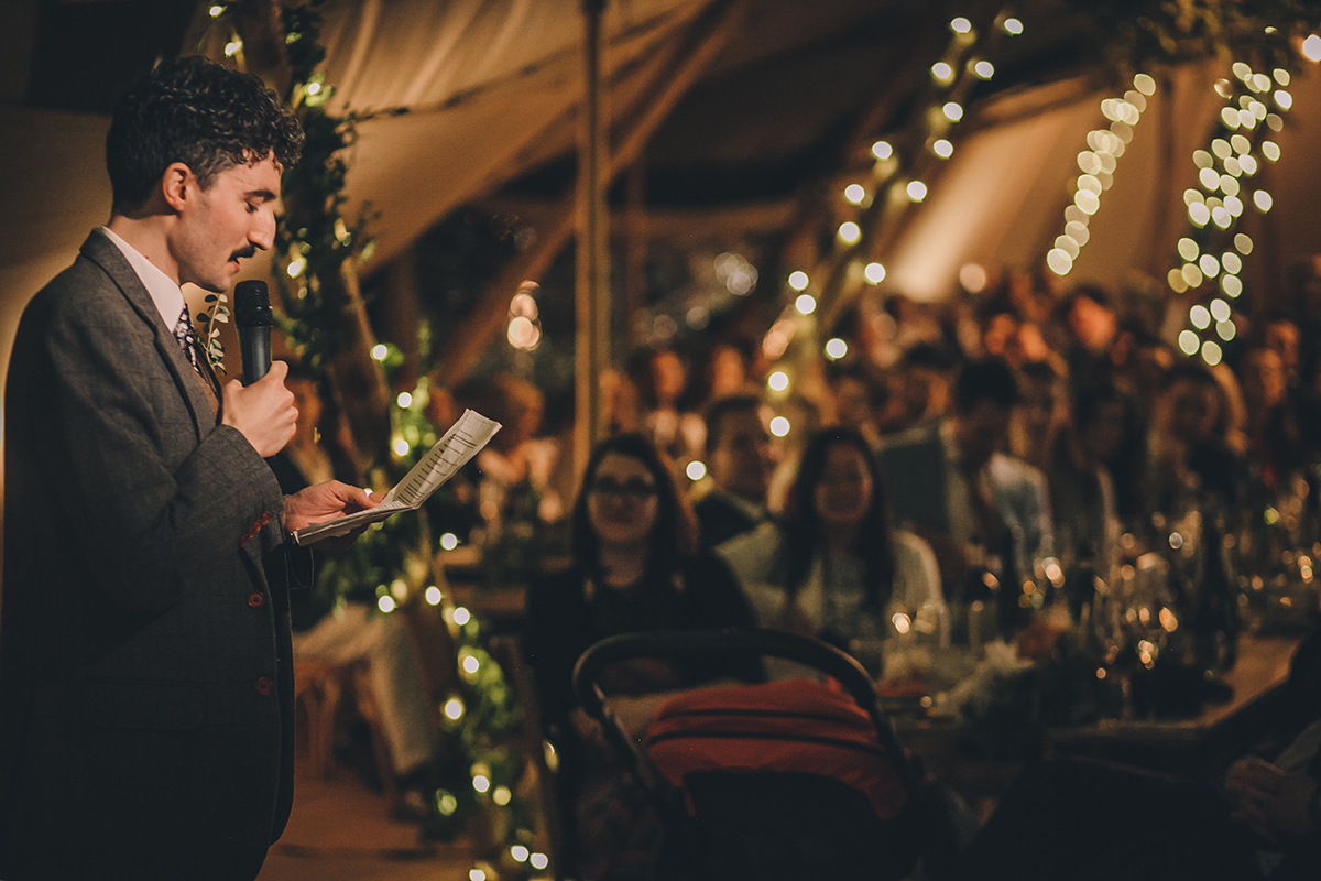 best man speech tipi wedding photography
