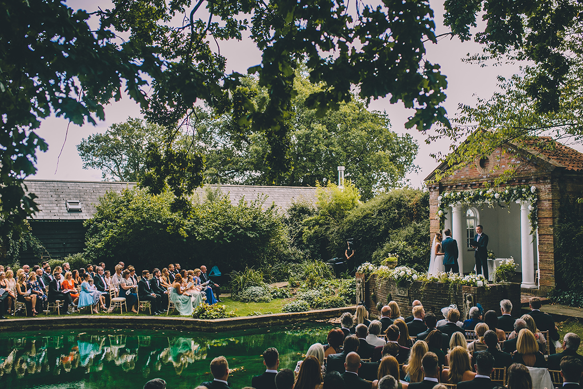 ceremony micklefield hall wedding photographer