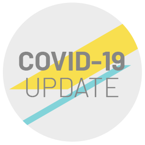 Covid-19 update badge