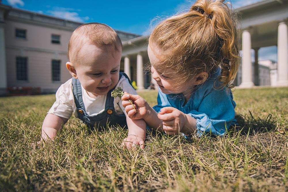 siblings family photoshoot london